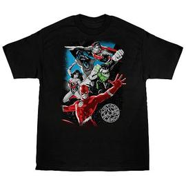 Justice League - Galactic Attack T-Shirt