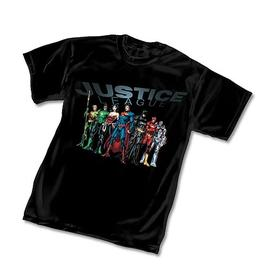 Justice League - Jim Lee T-Shirt