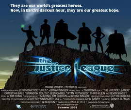 Justice League: The New Frontier - 20 x 20 Movie Poster - Style A