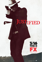 Justified - 43 x 62 TV Poster - Style A
