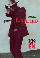 Justified - 11 x 17 TV Poster - Style B