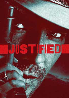 Justified - 11 x 17 TV Poster - Style D
