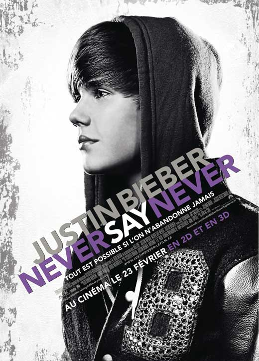 bieber never say never poster. Justin+ieber+never+say+
