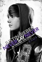 Justin Bieber: Never Say Never - 27 x 40 Movie Poster - Style B