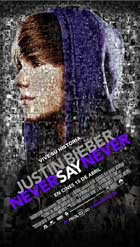 Justin Bieber: Never Say Never - 11 x 17 Movie Poster - Spanish Style A