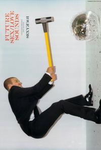 Justin Timberlake - 11 x 17 Music Poster - Style C