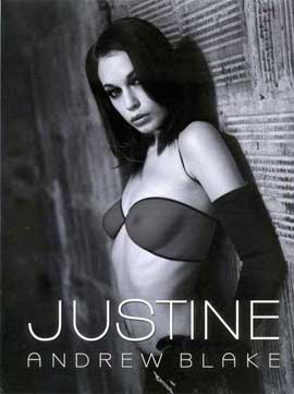 Justine Andrew Blake - 11 x 17 Movie Poster - Style A