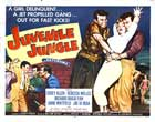 Juvenile Jungle - 22 x 28 Movie Poster - Half Sheet Style A