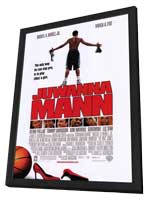 Juwanna Mann - 27 x 40 Movie Poster - Style A - in Deluxe Wood Frame