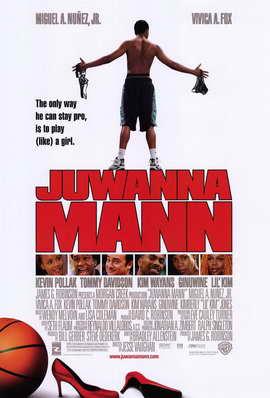 Juwanna Mann - 27 x 40 Movie Poster - Style A