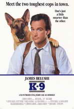 K-9 - 11 x 17 Movie Poster - Style A