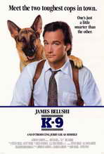 K-9 - 27 x 40 Movie Poster - Style A