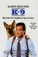 K-9 - 11 x 17 Movie Poster - Style B