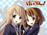 K-On! (TV) - 11 x 17 TV Poster - Japanese Style C