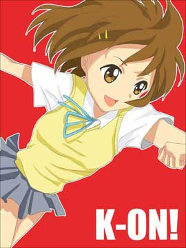 K-On! (TV) - 11 x 17 TV Poster - Japanese Style A