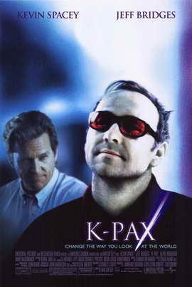 K-PAX - 11 x 17 Movie Poster - Style B