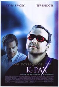 K-PAX - 27 x 40 Movie Poster - Style B