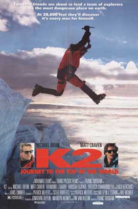 K2: The Ultimate High - 11 x 17 Movie Poster - Style B
