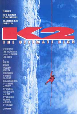 K2: The Ultimate High - 27 x 40 Movie Poster - Style A