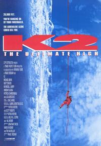 K2: The Ultimate High - 43 x 62 Movie Poster - Bus Shelter Style A