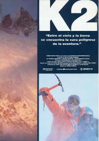 K2: The Ultimate High - 11 x 17 Movie Poster - Spanish Style A