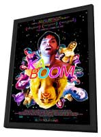 Kaboom - 11 x 17 Movie Poster - Style A - in Deluxe Wood Frame
