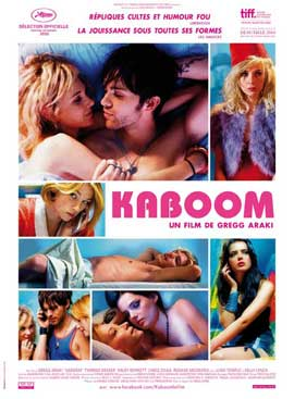 Kaboom - 11 x 17 Movie Poster - French Style A