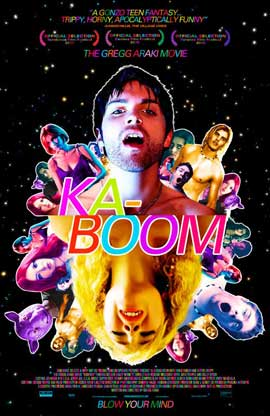 Kaboom - 11 x 17 Movie Poster - Style A