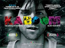 Kaboom - 11 x 17 Movie Poster - UK Style A