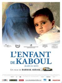 Kabuli Kid - 30 x 40 Movie Poster - French Style A