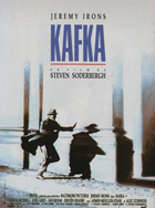 Kafka - 11 x 17 Movie Poster - French Style A