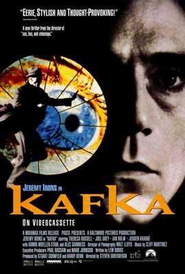 Kafka - 27 x 40 Movie Poster - Style A