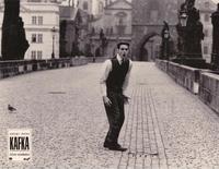 Kafka - 11 x 14 Poster French Style B