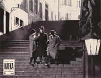 Kafka - 11 x 14 Poster French Style E