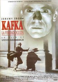 Kafka - 11 x 17 Movie Poster - Spanish Style A