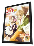 Kaichou wa meido-sama! (TV) - 27 x 40 TV Poster - Japanese Style A - in Deluxe Wood Frame