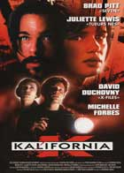 Kalifornia - 11 x 17 Movie Poster - French Style A