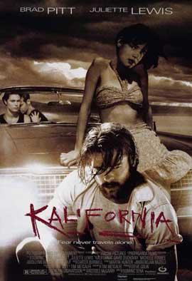 Kalifornia - 11 x 17 Movie Poster - Style A