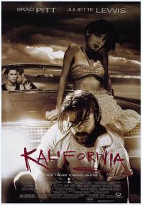 Kalifornia - 43 x 62 Movie Poster - Bus Shelter Style A