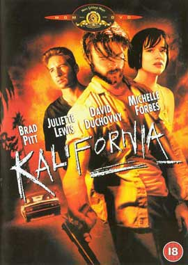 Kalifornia - 27 x 40 Movie Poster - UK Style A
