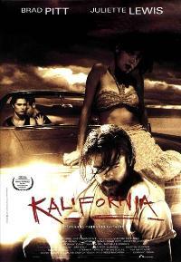 Kalifornia - 11 x 17 Movie Poster - Spanish Style A