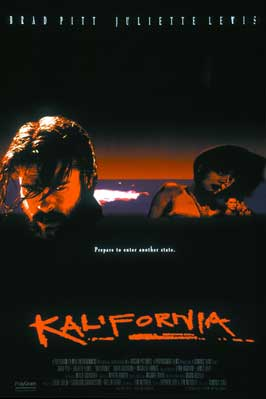Kalifornia - 11 x 17 Movie Poster - Style D