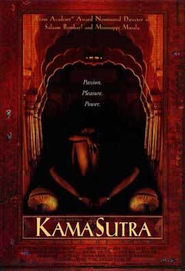 Kama Sutra: A Tale of Love - 11 x 17 Movie Poster - Style A