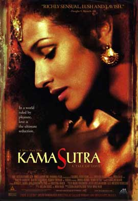 Kama Sutra: A Tale of Love - 11 x 17 Movie Poster - Style B