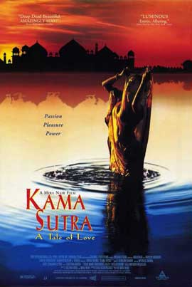 Kama Sutra: A Tale of Love - 11 x 17 Movie Poster - Style C