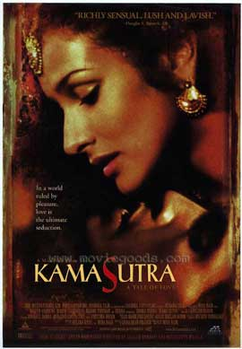 Kama Sutra: A Tale of Love - 27 x 40 Movie Poster - Style B