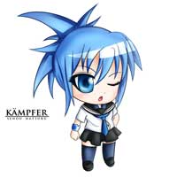 Kampfer - 20 x 20 TV Poster - Japanese Style A