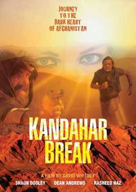 Kandahar Break - 11 x 17 Movie Poster - UK Style A