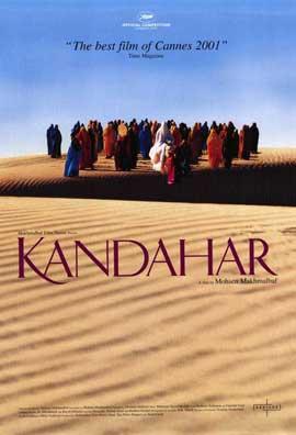 Kandahar - 11 x 17 Movie Poster - Style A