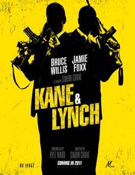 Kane & Lynch - 27 x 40 Movie Poster - Style A